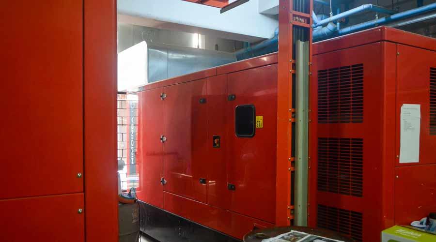 24-7 Backup Power Supply Generator